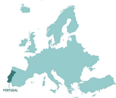 gehört portugal zu europa